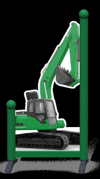Wing > Digger > Green Digger