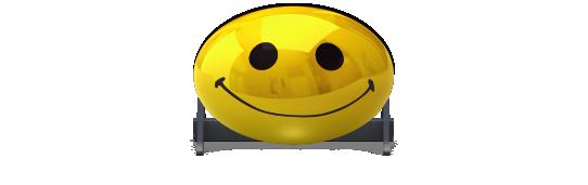 Fillers > Oval Filler > Smiley Face