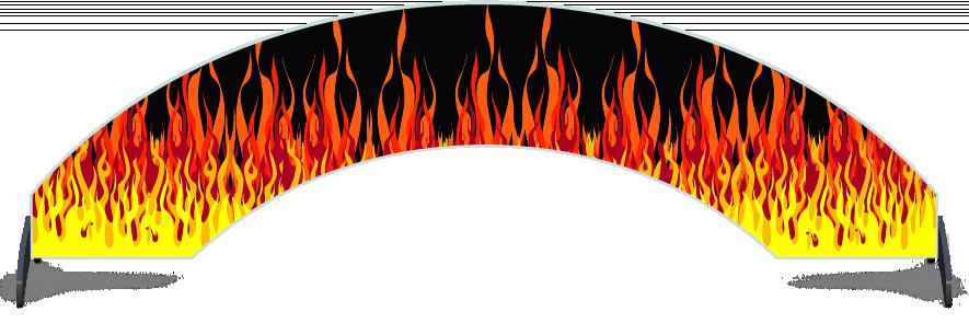 Fillers > Arch Filler > Hot Rod Fire