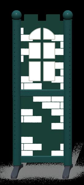 Wing > Combi Castle > Partial Brick