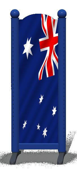 Wing > Combi M > Australian Flag