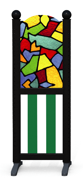 Wing > Combi L > Stained Glass