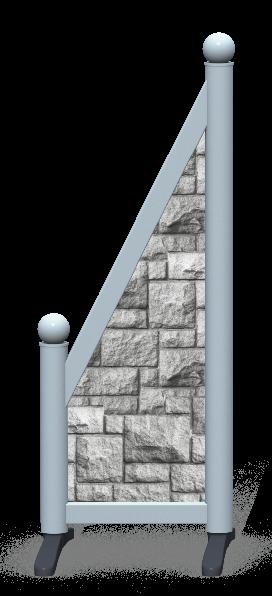 Wing > Sloping Printed > Pillar Brick