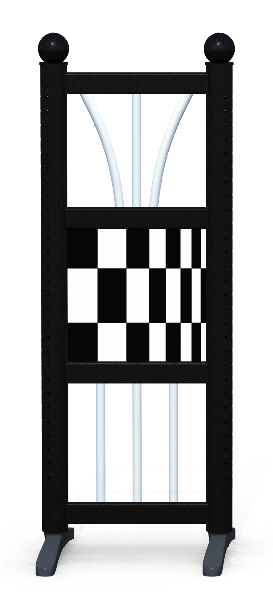 Wing > Combi D > Chequered
