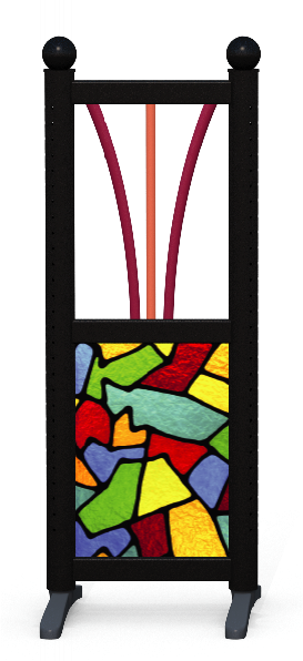 Wing > Combi G > Stained Glass