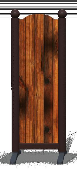 Wing > Combi M > Dark Wood