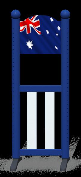 Wing > Combi K Arch > Australian Flag