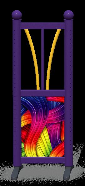 Wing > Combi G > Rainbow Ribbons