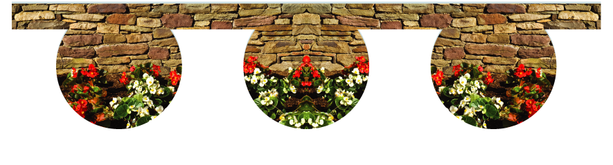 Fillers > O Filler > Flowerbed Wall