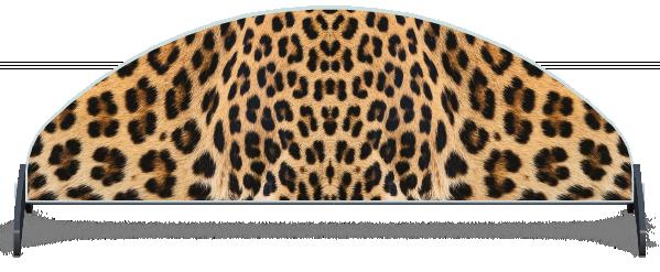 Fillers > Half Moon Filler > Leopard Skin