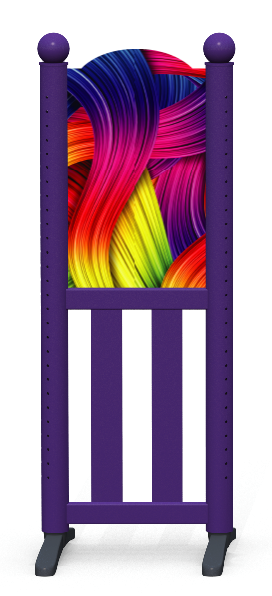 Wing > Combi L > Rainbow Ribbons