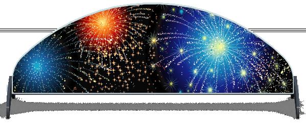 Fillers > Half Moon Filler > Fireworks