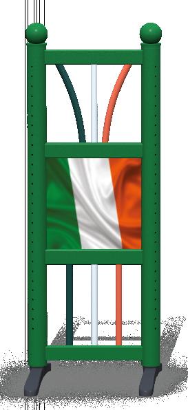 Wing > Combi D > Irish Flag