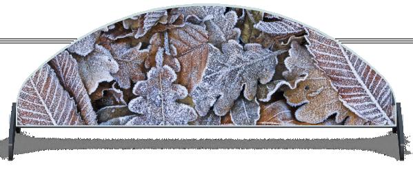 Fillers > Half Moon Filler > Winter Leaves