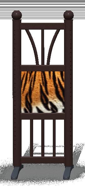 Wing > Combi D > Tiger Skin