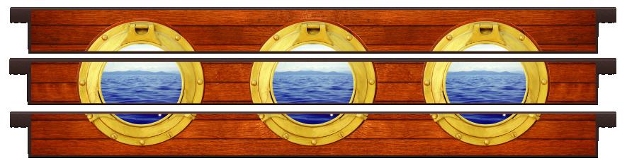 Planks > Straight Plank x 3 > Porthole