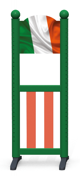 Wing > Combi K Arch > Irish Flag