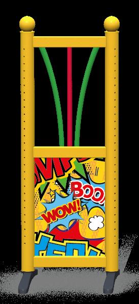 Wing > Combi G > Pop Art