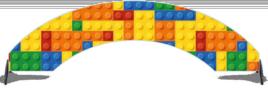 Fillers > Arch Filler > Toy Bricks