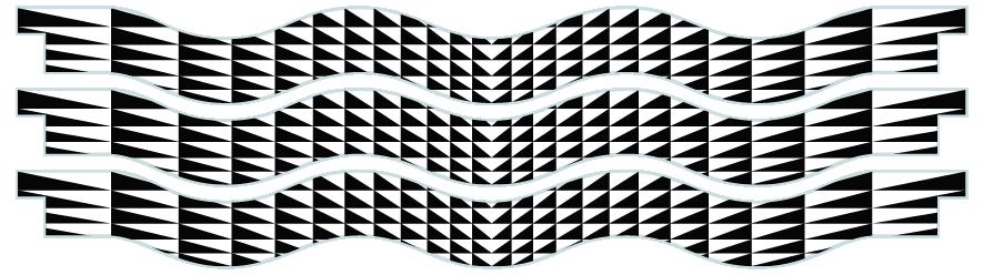 Planks > Wavy Plank x 3 > Triangles