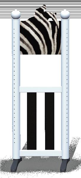 Wing > Combi I > Zebra Skin