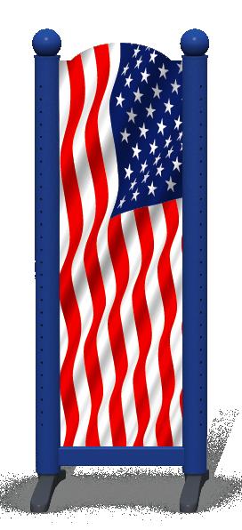 Wing > Combi M > American Flag
