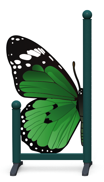Wing > Butterfly > Green Butterfly