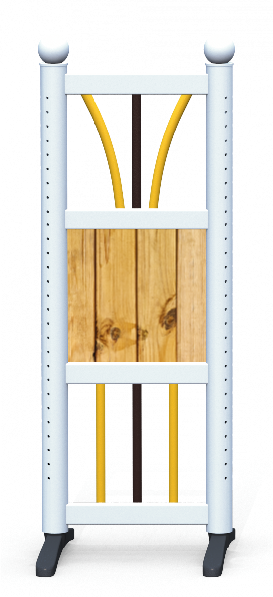 Wing > Combi D > Light Wood