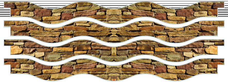 Planks > Wavy Plank x 4 > Cotswold Stone