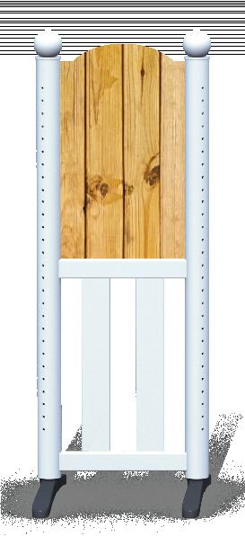 Wing > Combi L > Light Wood