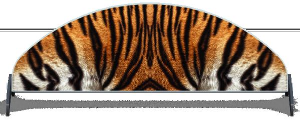Fillers > Half Moon Filler > Tiger Skin