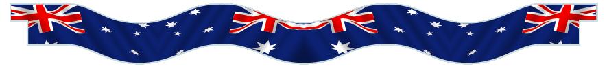 Planks > Wavy Plank > Australian Flag