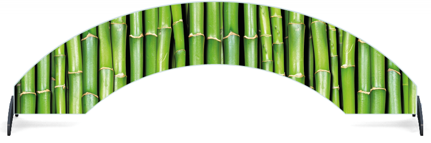 Fillers > Arch Filler > Bamboo