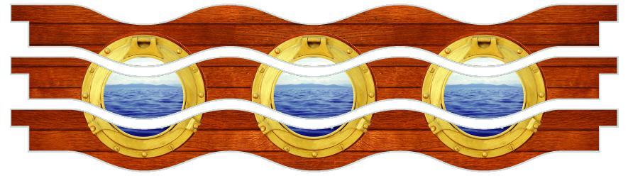 Planks > Wavy Plank x 3 > Porthole