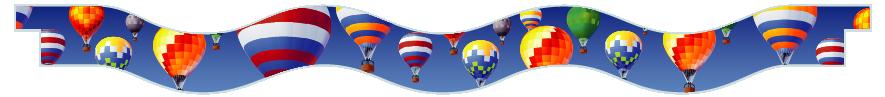 Planks > Wavy Plank > Hot Air Balloons