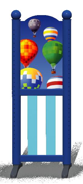 Wing > Combi L > Hot Air Balloons