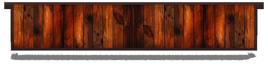 Fillers > Hanging Solid Filler > Dark Wood