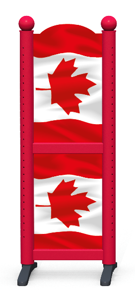 Wing > Combi H > Canadian Flag