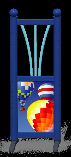Wing > Combi G > Hot Air Balloons