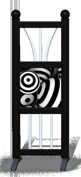 Wing > Combi D > Striped Circles