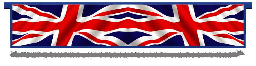 Fillers > Hanging Solid Filler > United Kingdom Flag