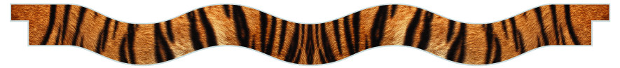 Planks > Wavy Plank > Tiger Skin
