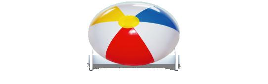 Fillers > Oval Filler > Beach Ball