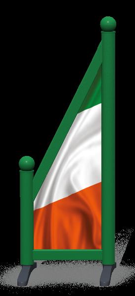Wing > Sloping Printed > Irish Flag