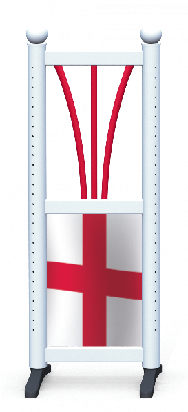 Wing > Combi G > St Georges Flag