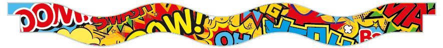 Planks > Wavy Plank > Pop Art
