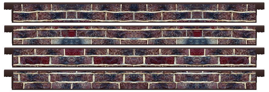 Planks > Straight Plank x 4 > New Brick