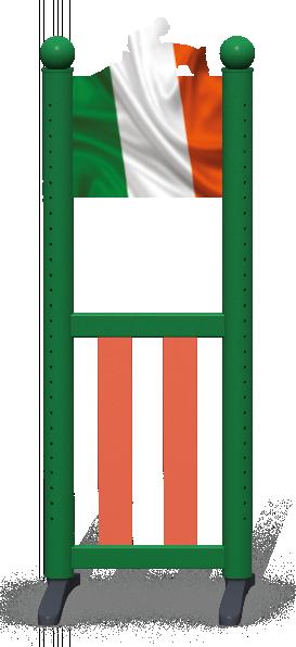 Wing > Combi I > Irish Flag