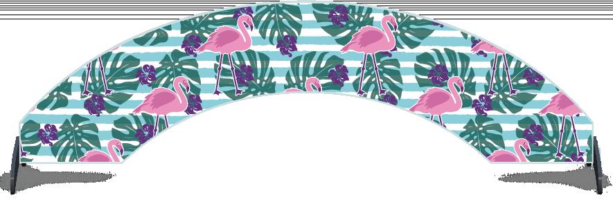 Fillers > Arch Filler > Flamingo