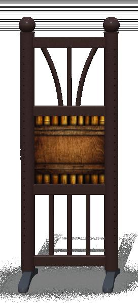 Wing > Combi D > Bamboo Frame